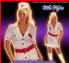 FANCY DRESS COSTUME * ADULT SEXY NURSE